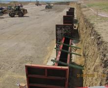 Drumuri si platforme petroliere